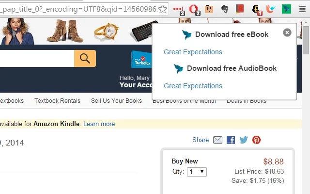 Cómo descargar ebooks gratis para tu eReader Kindle gracias a una extensión para Chrome