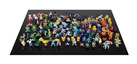 LIHAO Conjunto de Juego de Pokemon Acción Miniatura Monster Figuras (144 Piezas)
