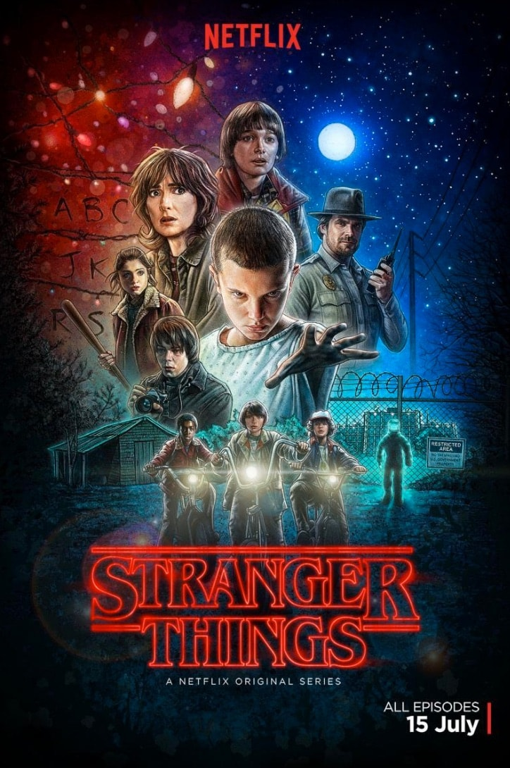 El tema músical de moda si te gustan las series de TV: Luke Million - Stranger Things Theme