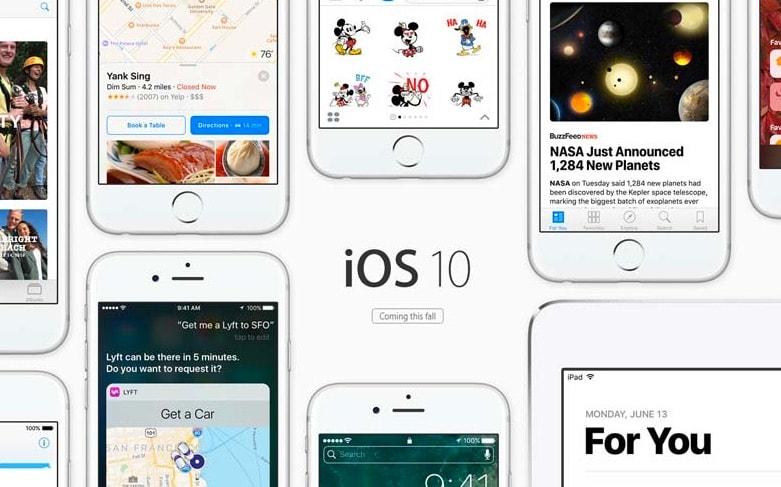 Cómo mejorar la duración de la batería en iOS 10