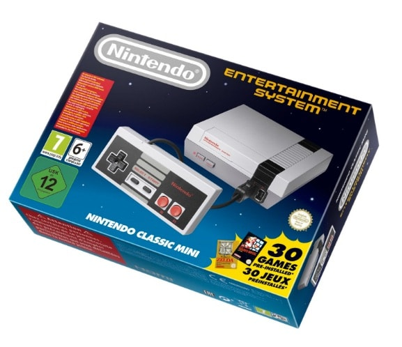 Nintendo Classic Mini NES