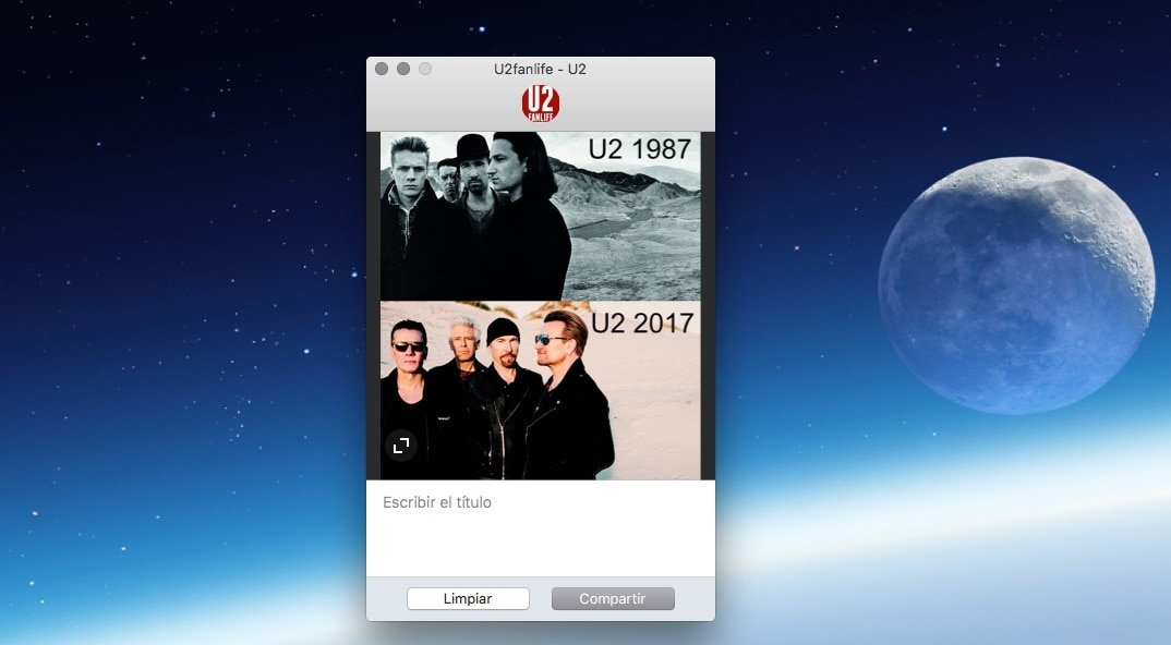 Cómo subir fotos y vídeos a Instagram desde tu Mac con Uplet