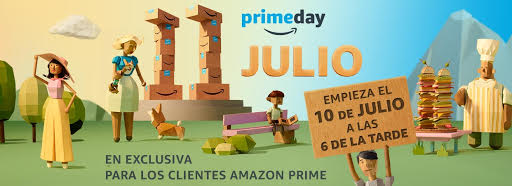 ¿Quieres saber cuales son las mejores ofertas del Prime Day en Amazon España para los más geek?