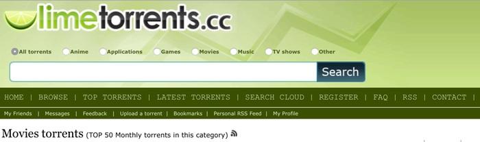 Verified Torrent Downloads LimeTorrents_cc
