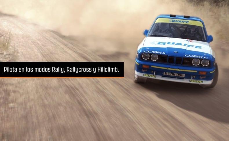 dirt rally juego mac