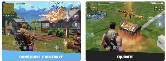 Fortnite- Battle Royale