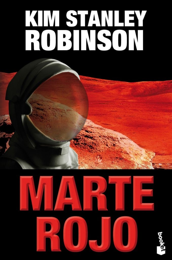Trilogía de Marte de Kim Stanley Robinson