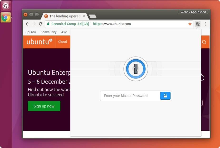 1password linux