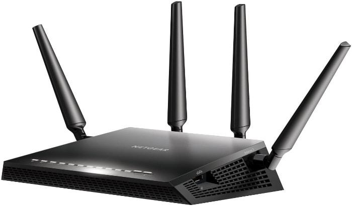 Netgear Nighthawk R7800-100PES - Router para usar con red VPN