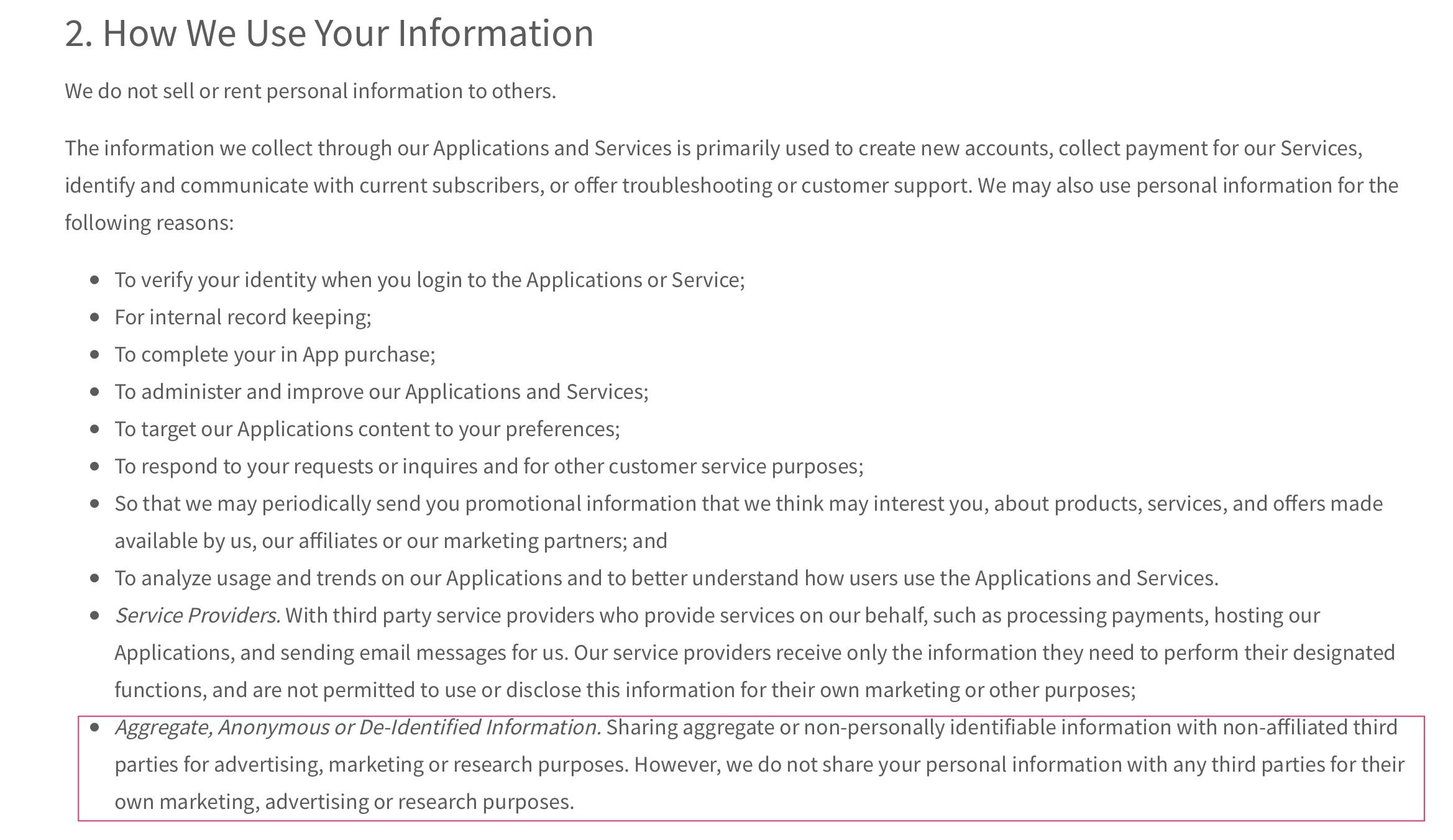 Privacy Policy VPNHUB
