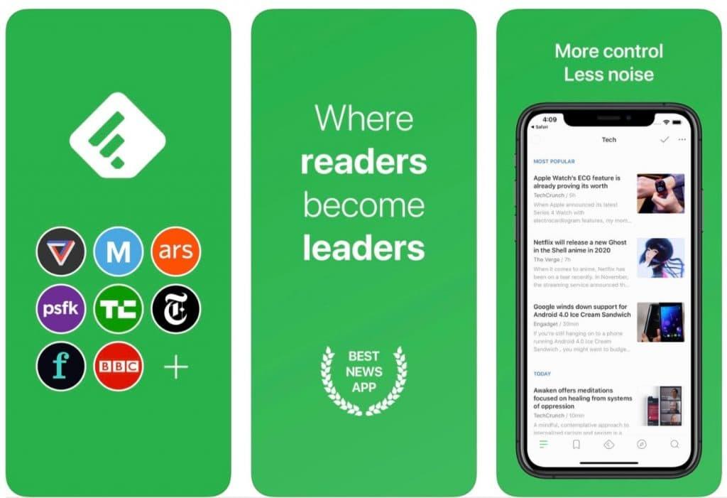Noticias: Fuentes RSS en el iPad con Feedly