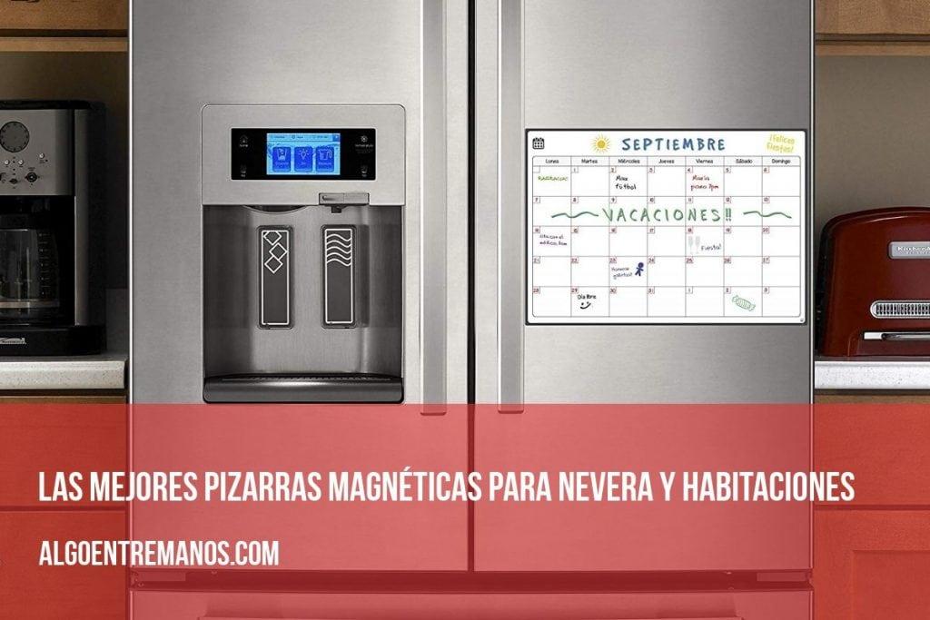Las mejores pizarras magnéticas para nevera y habitaciones