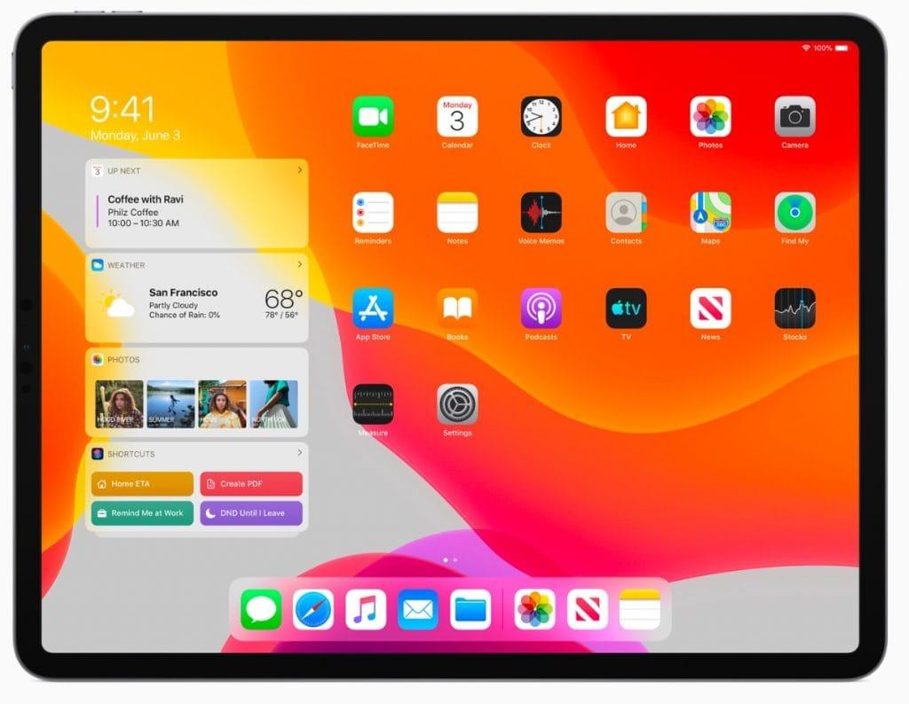 iOS 13 en el iPad Pro: iPadOS - Un paso de gigante en la productividad del iPad Pro