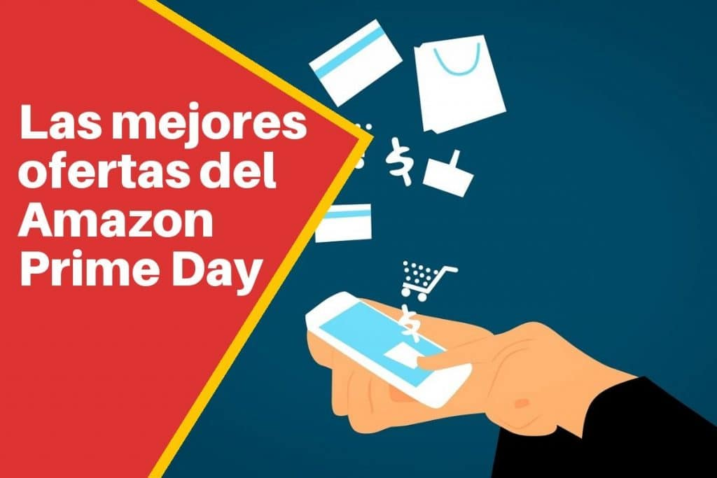 Ofertas Prime Day Amazon España