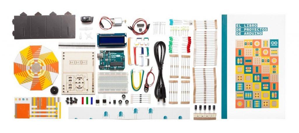 Arduino starter kit para principiantes K030007