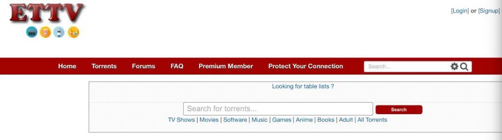 ETTV Torrents