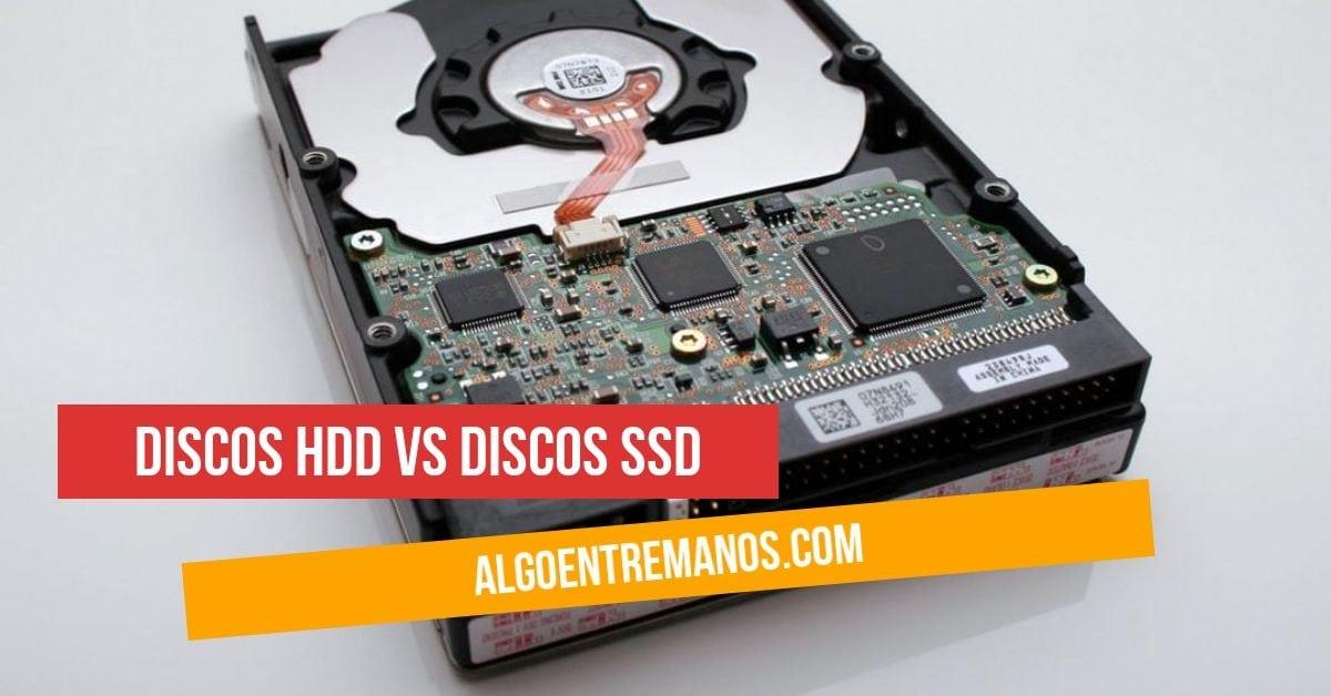 Discos HDD vs Discos SSD: ¿Cuál es el adecuado para ti?