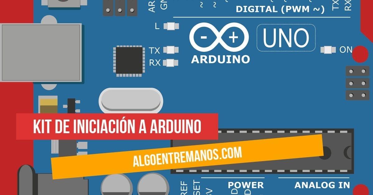 Kit de iniciación a Arduino: Cómo comenzar en el mundo de la electrónica de código abierto
