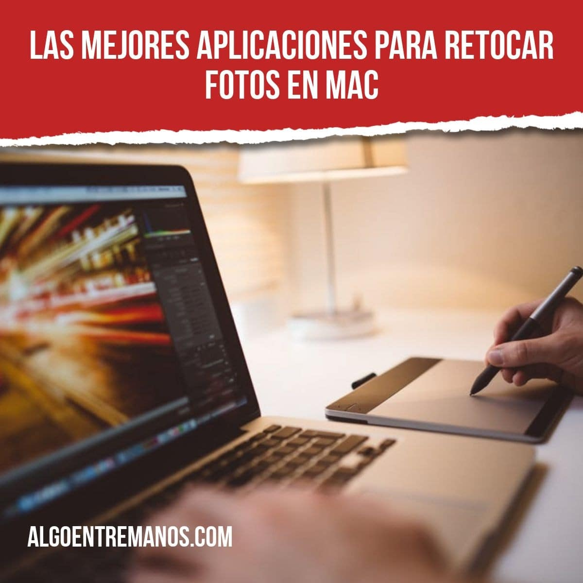 Las mejores aplicaciones para retocar fotos en Mac