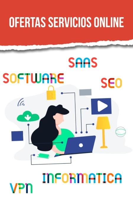 ofertas servicios online