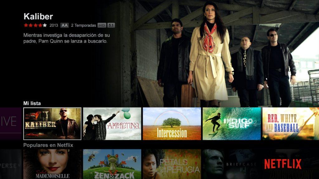 Netflix (gratis y suscripción de pago)