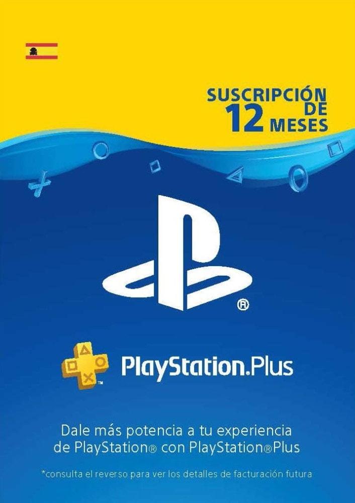 Suscripción de 12 Meses PlayStation Plus: 25% descuento durante el Black Friday 2020
