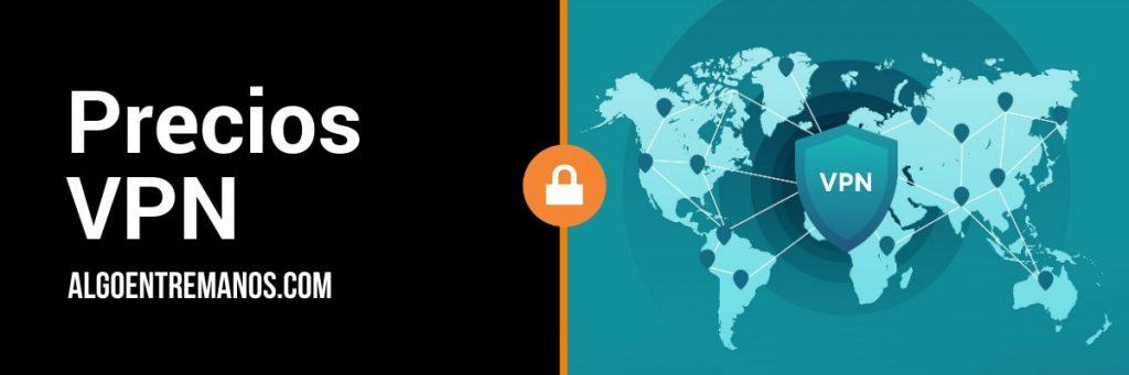 Precios VPN: el precio de cada proveedor VPN que recomiendo en esta entrada