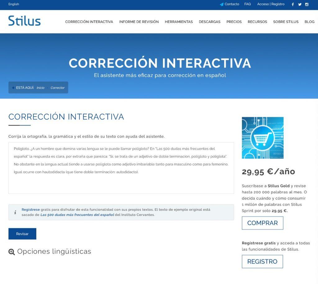 mystilus corrector